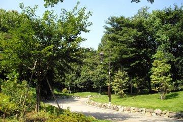 Egota no Mori Park