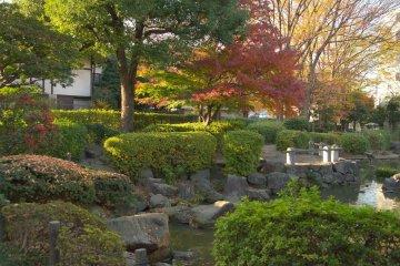 Nakano City Ward - Parks & Gardens