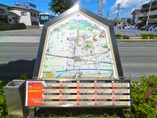 Shogi maps.