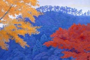"Kaii Higashiyama's ""Autumn Aya"""