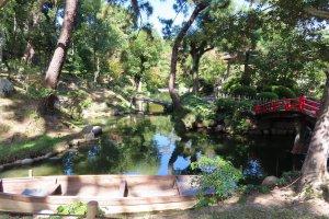 Shukkeien Garden Chozen-kyo (Place of Solitude)