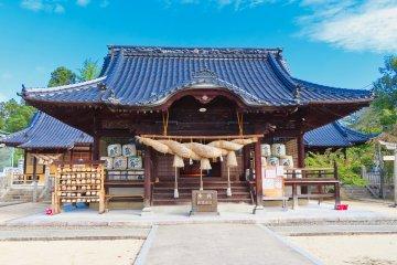 Saijo Matsuo Main Shrine