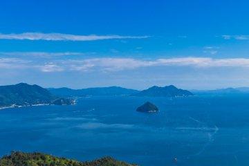 Miyajima Seto Inland Sea