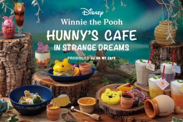 Hunny's Cafe in Strange Dreams