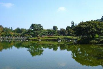 Tachikawa City - Parks & Gardens