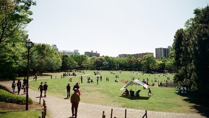 Tama Central Park