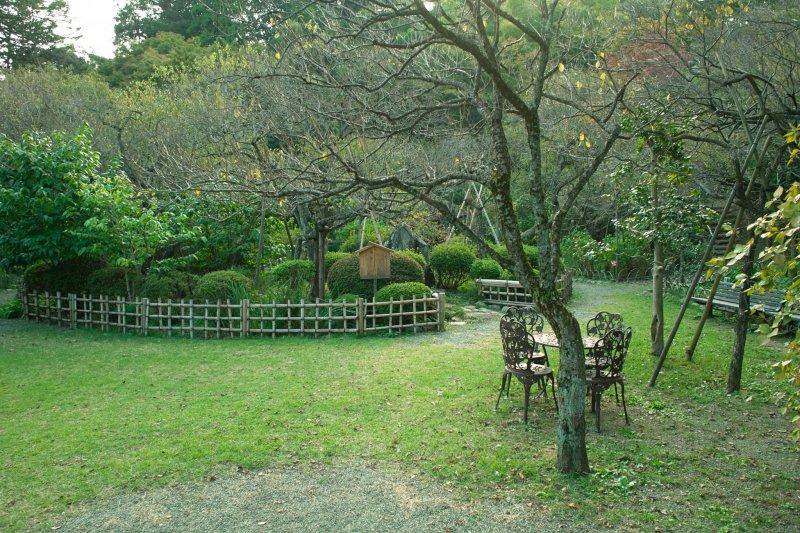 Mogusaen Garden
