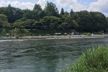 Kamanofuchi Park