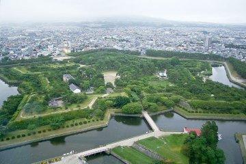 Крепость Горёкаку