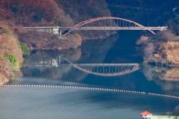 能泉湖 昇仙峡