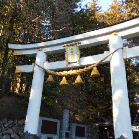 Michelin Star Hodosan Shrine