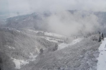 ช่วงต้นฤดูหนาวในๆยูซาว่า