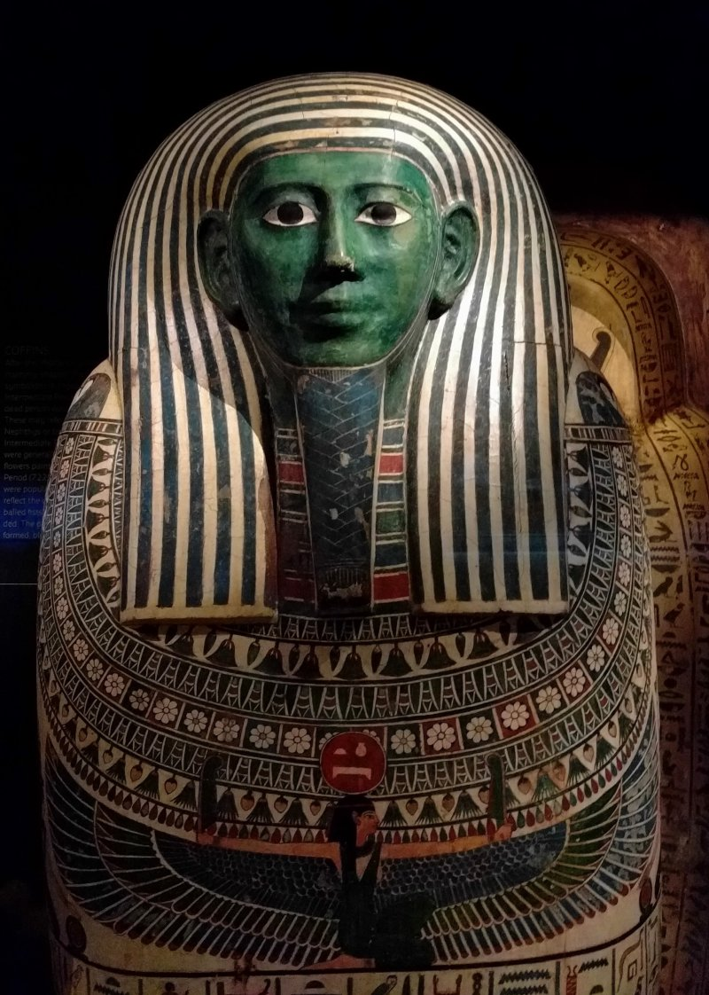 The National Museum of Antiquities in Leiden, the Netherlands, is known for their impressive Egyptian collection