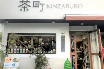 Cha-machi Kinzaburo storefront