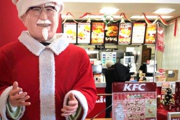 Celebrating Christmas in Japan