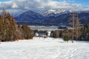 Habuka Ski Resort, Nagano Prefecture