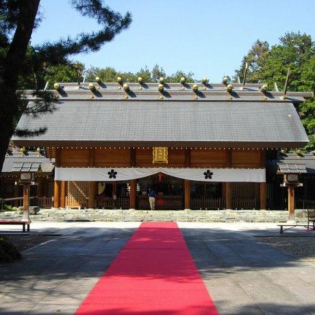 Northern Chiba Prefecture Shrines