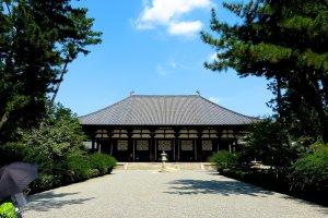 Templo Toshodai-ji
