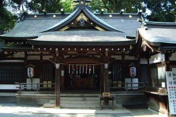 Kiyose City - Temples & Shrines