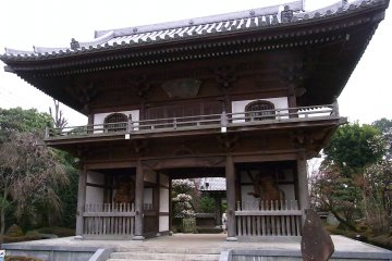 Kodaira City - Temples & Shrines