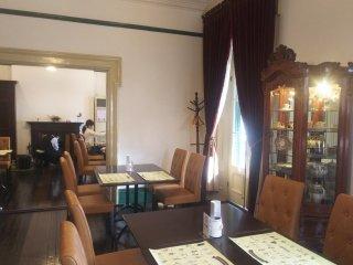 アフタヌーンティー以外にも、旧下関英国領事館ではお茶や軽食を楽しめます