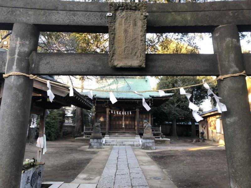 Iwado Hachimangu Shrine