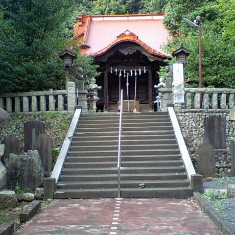 Mizuho Town - Temples & Shrines