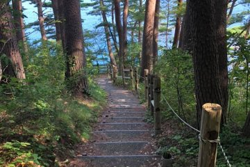 Feeling Inspired on the Michinoku Coastal Trail