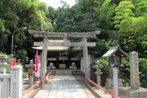 Otori Mihahi Shrine