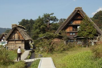 Rumah Gassho Wada