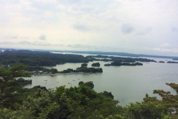 Hiking the Oku-Matsushima Trail