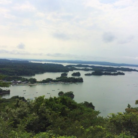 Hiking the Oku-Matsushima Trail