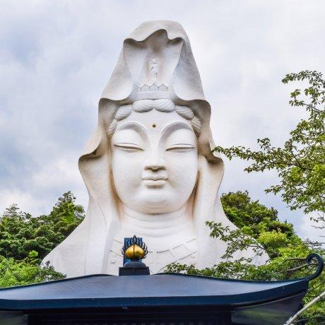 Ōfuna Kannon Temple in Kamakura