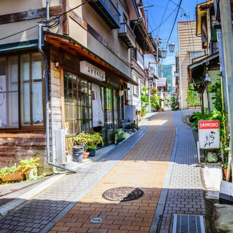 Shibu Onsen Day Trip