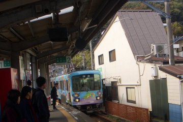 Traveling the Enoden Line