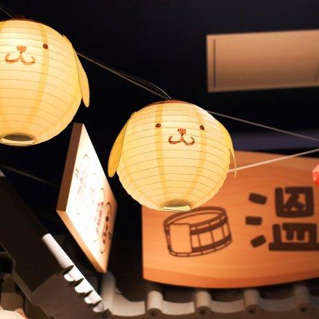 Pompompurin Pop-up Cafe in Osaka