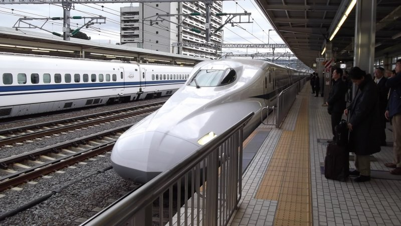 Ride all of these trains cheaply and easily!