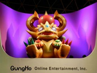 GungHo's Puzzles and Dragons có một dịp ra mắt ấn tượng.