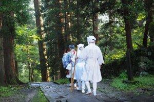 The Spirit of Yamagata: a Virtual Journey