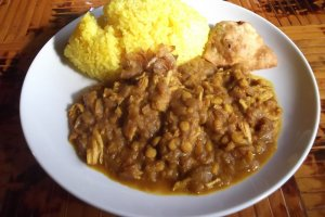 My tasty, tasty curry