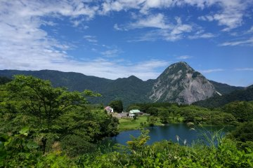 The Itoigawa UNESCO Global Geopark - one of the area's most popular destinations