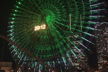 Cosmo Clock 21, Yokohama's main Ferris wheel