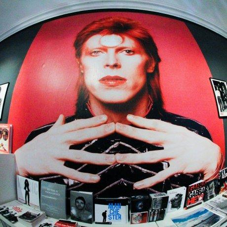 Bowie X Kyoto X Sukita Exhibiton