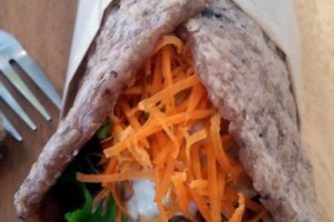 Isn't this wrap cute and appetizing?