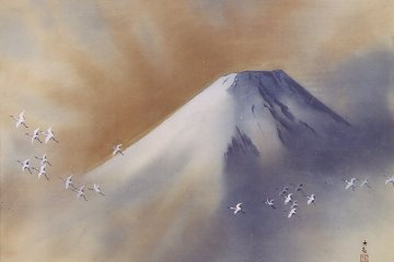 Japanese Painting From East to West