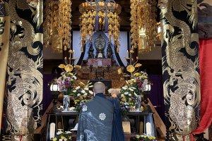 Зал для молитв
