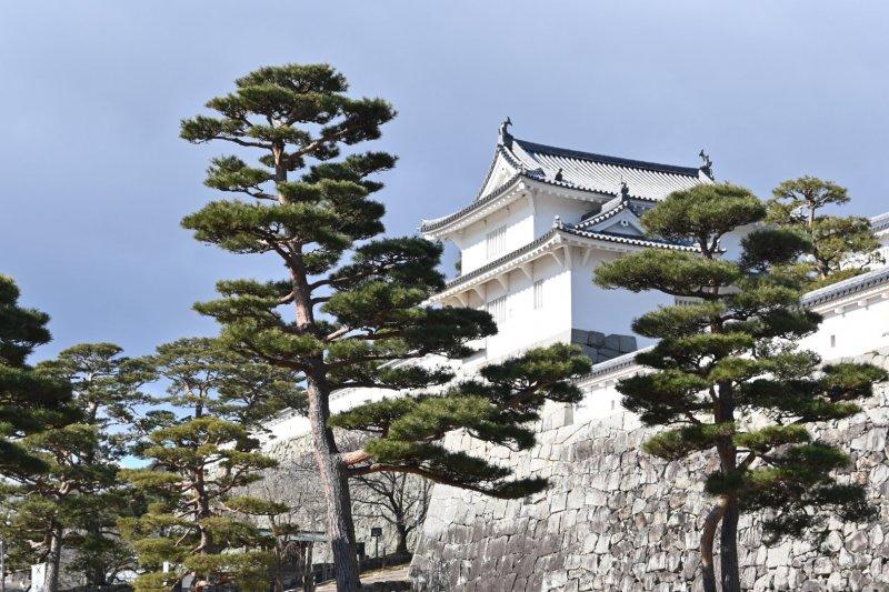 니혼마쓰 성