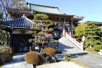 Rinko-in Temple