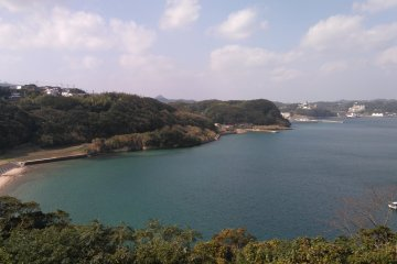 Surprise seaside park walk
