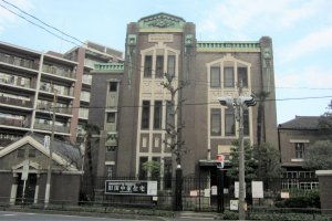 Former Tanaka Residence in Kawaguchi City